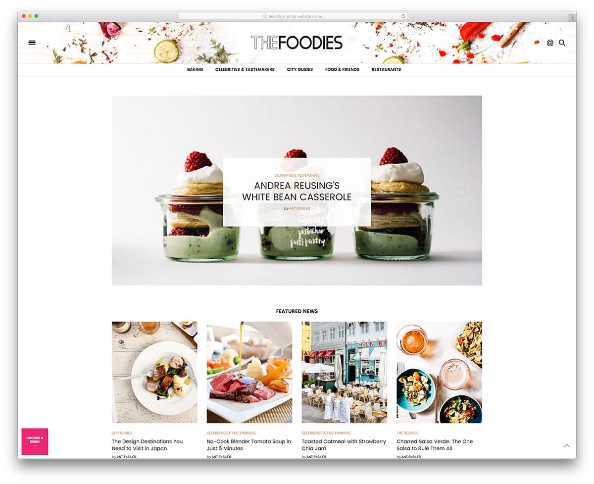 Blog cuisine : quelle recette cuisiner ?
